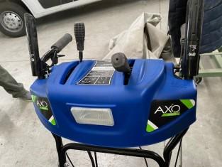 Fig 1 - Fig 3 - Turbina per neve AXO seminuova