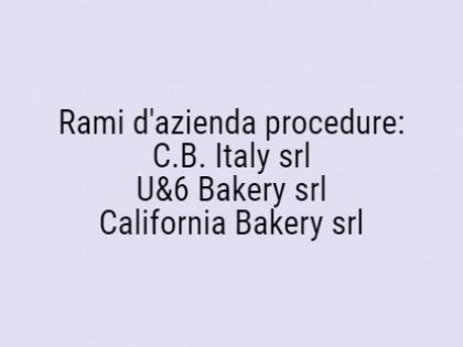 "Fig 1 - Fig 1 - Lotto: Marchi ""California Bake..."
