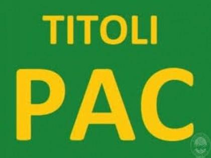 Fig 1 - Fig 1 - N.5 TITOLI PAC . DI CUI 4 CON...