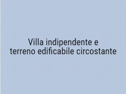 Fig 1 - Fig 1 - VILLA INDIPENDENTE