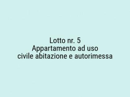 Fig 1 - Fig 1 - Lotto: Autorimessa al piano ri...