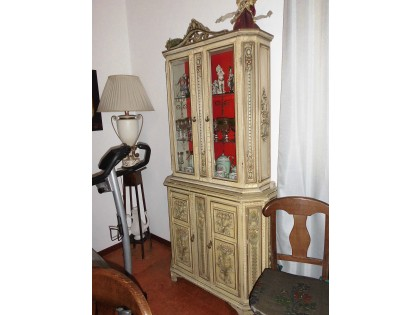 Fig 1 - Fig 1 - mobile vetrina stile veneziano...