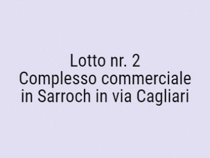 Fig 1 - Fig 1 - Lotto: Cinque locali commercia...