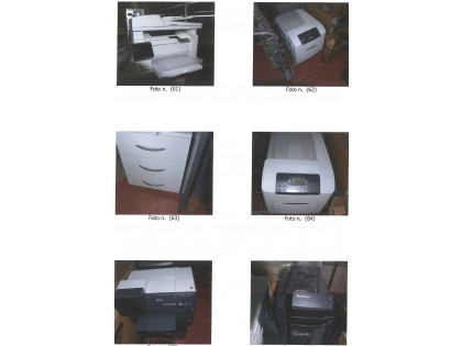 Fig 1 - Fig 1 - 1	Tastiera e monitor IBM