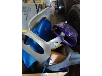 Fig 1 - Fig 1 - Ricambi moto
