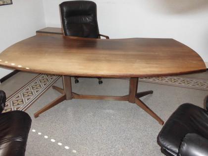 Fig 1 - Fig 1 - tavolo in legno colore noce re...