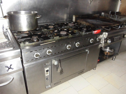 Fig 1 - Fig 1 - n. 2 banchi frigo in acciaio c...