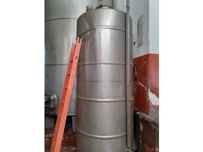 Fig 1 - Fig 1 - vasca silos in acciaio inox 40...