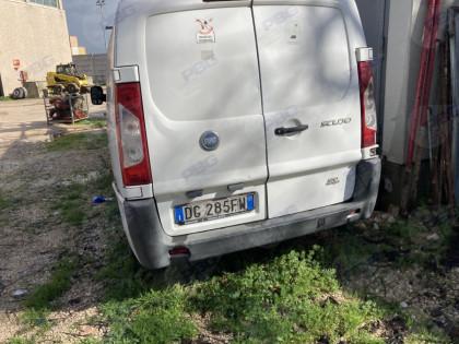 Fig 1 - Fig 1 - Lotto: Furgone  Fiat Scudo 120...