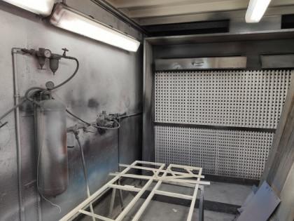 Fig 1 - Fig 1 - lotto 1 cabina verniciatura a...