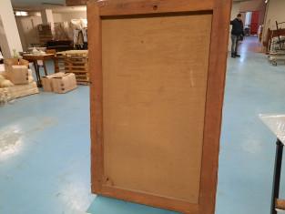Fig 1 - Fig 1 - Dipinto ilio su tela fine 1800...