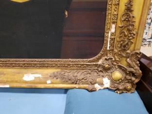 Fig 1 - Fig 1 - Ritratto olio su tela periodo...