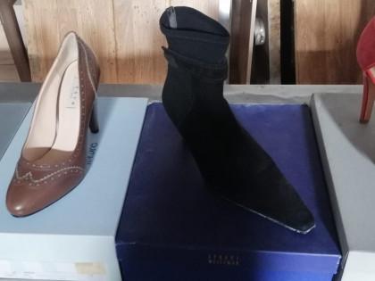 Fig 1 - Fig 1 - 73 paia di scarpe donna vari m...