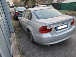 Fig 1 - Fig 2 - Autovettura BMW 320D