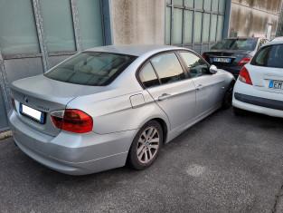 Fig 1 - Fig 3 - Autovettura BMW 320D