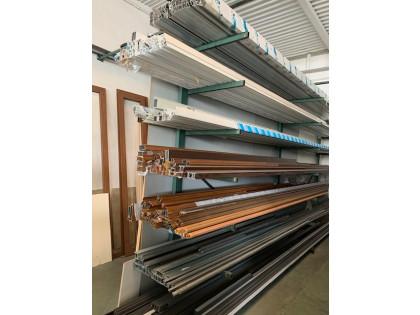 Fig 1 - Fig 1 - LOTTO 2 barre alluminio e scaf...