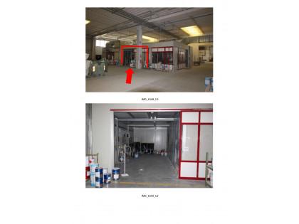 Fig 1 - Fig 1 - Cabina di verniciatura (centra...