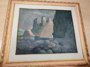 Fig 1 - Fig 1 - Dipinto olio su tela cm.50&#21...