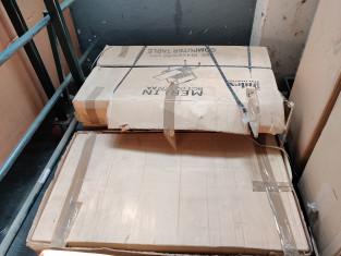 Fig 1 - Fig 1 - N.5 porta PC imballati