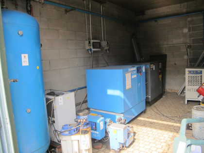 Fig 1 - Fig 1 -  6 - Compressori, essiccatori