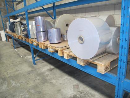 Fig 1 - Fig 1 - 10 - Bobine PVC e PET