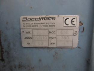 Fig 1 - Fig 3 - Essiccatoio Socolmatic matr. 0...