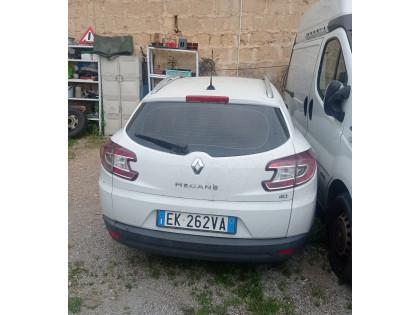 Fig 1 - Fig 1 - autovettura Renault megane tar...