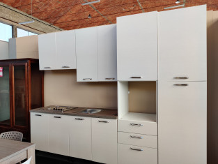 Fig 1 - Fig 1 - Cucina in laminato in legno di...