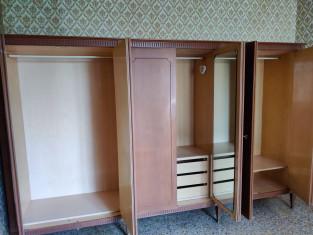Fig 1 - Fig 2 - Camera da letto composta da ar...