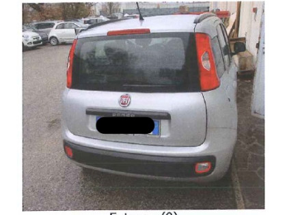 Fig 1 - Fig 1 - Fiat Panda targa ER035YR, data...