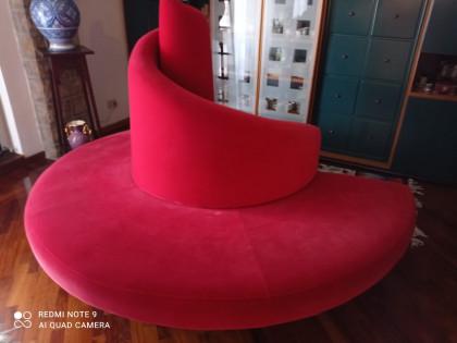 Fig 1 - Fig 1 - divano circolare a forma di ch...