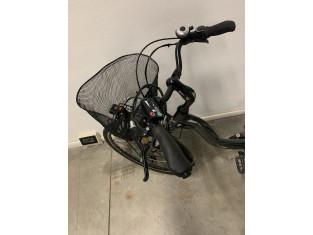 Fig 1 - Fig 3 - Bicicletta marca Bottecchia