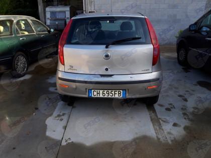 Fig 1 - Fig 1 - Autovettura  FIAT Punto targa...