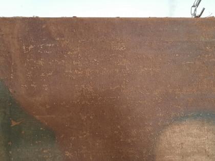 Fig 1 - Fig 2 - (Lotto n.50) - Dipinto su tela...