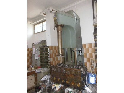 Fig 1 - Fig 1 - rettifica cilindri Berco