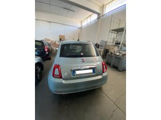 Fig 1 - Fig 2 - Autovettura FIAT 500