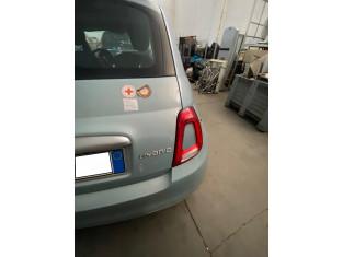 Fig 1 - Fig 3 - Autovettura FIAT 500