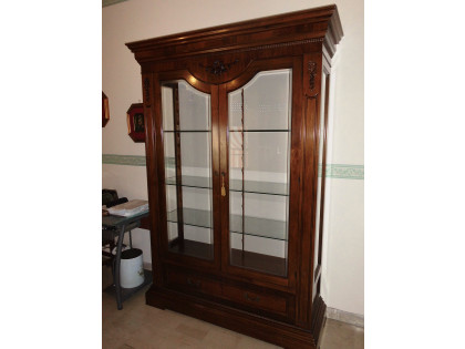 Fig 1 - Fig 1 - mobile vetrina stile antico co...