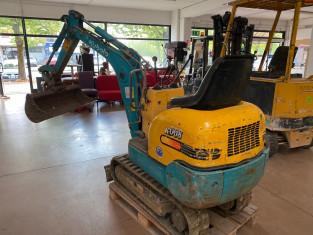Fig 1 - Fig 3 - Mini escavatore KUBOTA portata...