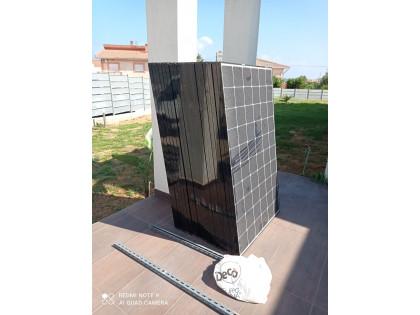 Fig 1 - Fig 1 - n. 19 pannelli solari
