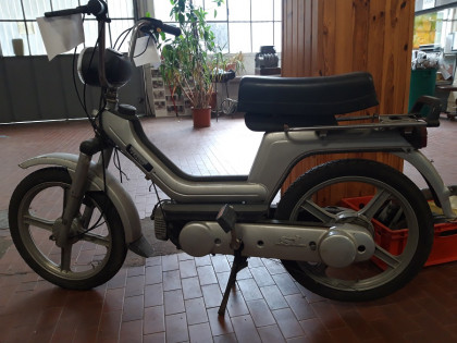 Fig 1 - Fig 1 - Ciclomotore Piaggio SI