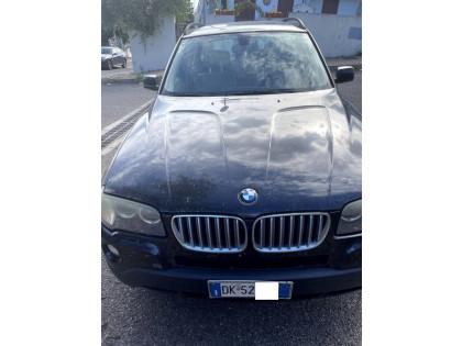 Fig 1 - Fig 1 - AUTOVETTURA BMW X3 TARGATA DK5...